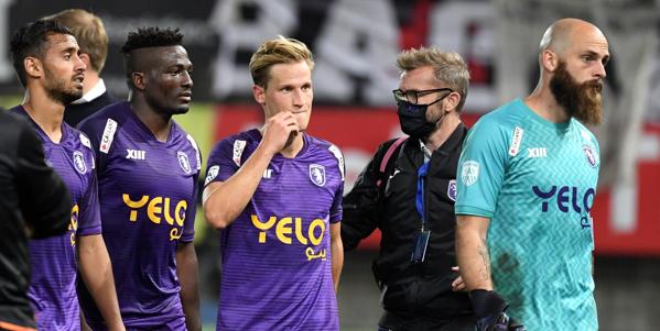Domper voor Beerschot: 'Losada moet sleutelen aan elftal na spierscheur'