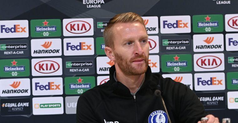 Selectie: KAA Gent moet zonder Yaremchuk aan de bak tegen Belgrado