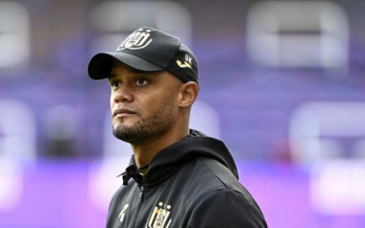 'Ontgoochelde Kompany gaf wel pluim aan invaller bij Anderlecht'