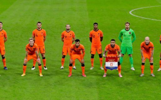 FIFA komt met bevestiging: Oranje in Pot 1 bij loting WK-kwalificatie