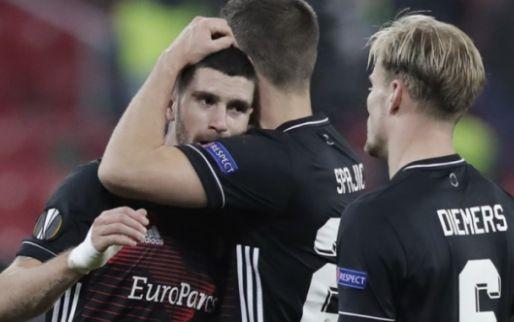 Afbeelding: Zeven conclusies na mooie EL-avond: kwartet Nederlandse clubs kan overwinteren