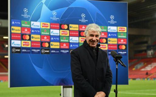 Atalanta-coach Gasperini deelt waarschuwing uit aan Ajax: 'Dit is fundamenteel'