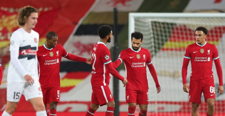 Update: Liverpool hoeft toch niet naar Dortmund voor Champions League-wedstrijd