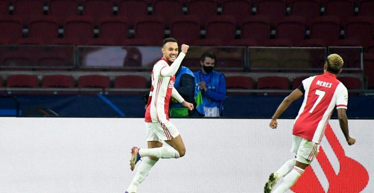 'Onbedreigde avond' voor Ajax tegen Midtjylland: 'Toen was het wel klaar'