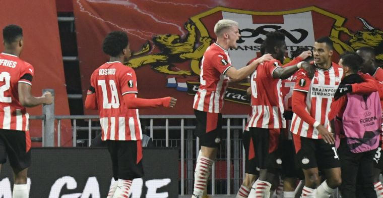 PSV op rapport: tweemaal een 8, maar ook twee uitschieters naar beneden