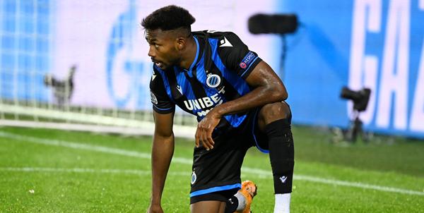 """Vrees voor Dennis bij Club Brugge: """"Het zit niet goed in het hoofd"""""""