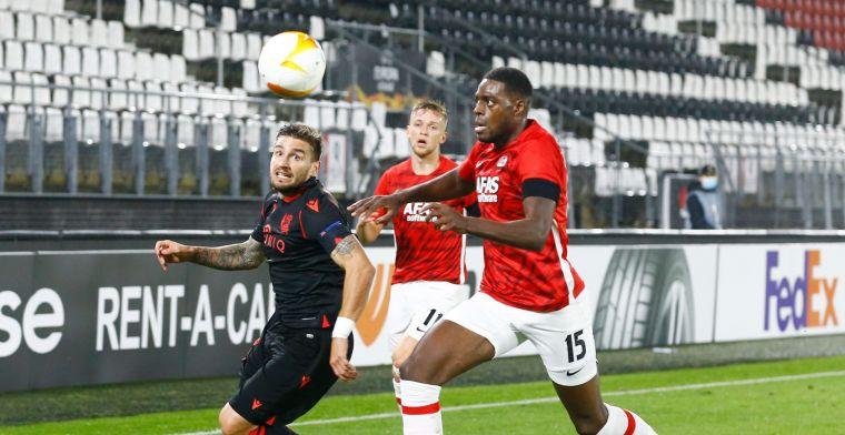 LIVE: PSV boekt knappe zege na zeer slechte start, AZ pakt knap punt (gesloten)
