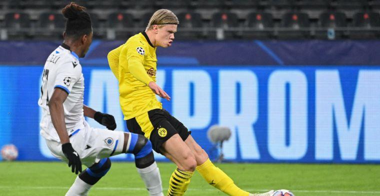 Eredivisie-club informeerde naar Haaland: 'Prijs tussen vijf en zes miljoen euro'