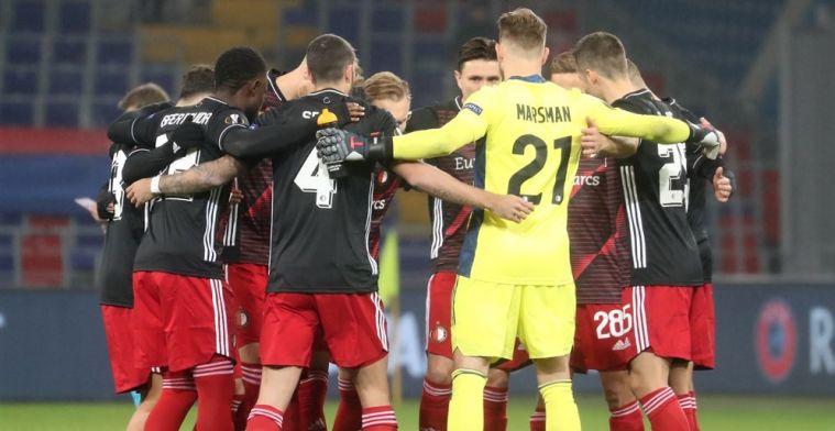 Spelersrapport: volwassen Feyenoorders maken indruk, wel één diepe onvoldoende