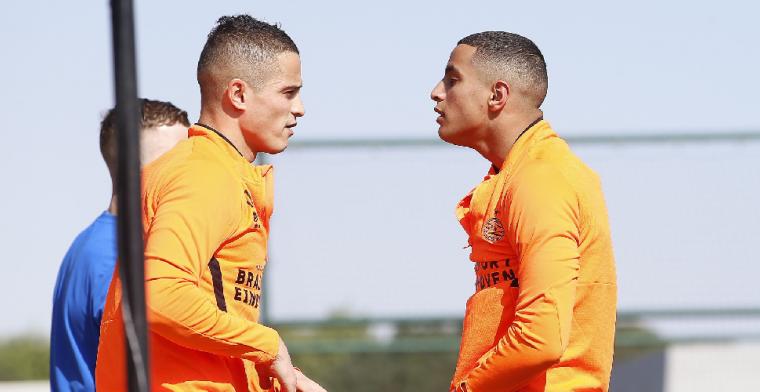 Afellay snapt PSV-uitleg van Schmidt niet: 'Ik vind het een apart verhaal'