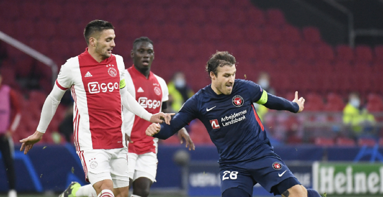 'Ajax was veel en veel beter dan wij, het verschil was te groot'