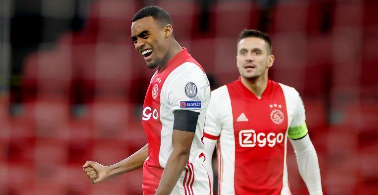 'Heel, heel goede middenvelder Gravenberch gaat Ajax heel veel geld opleveren'