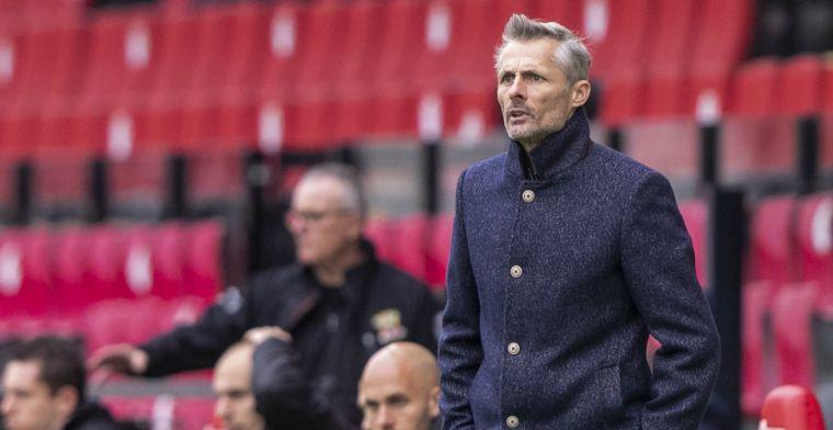 Feyenoord kaapte 'Keessie Wonderboy' weg voor neus PSV: 'Meeste perspectief'