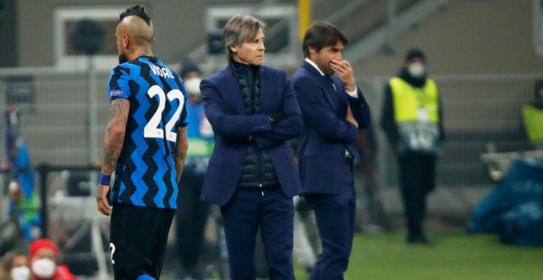 'Horror' bij Inter: Italiaanse pers kraakt Vidal en ziet 'vernedering' Eriksen