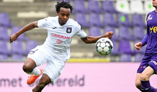 Domper voor Kompany en Anderlecht: 'Percy Tau loopt spierblessure op'