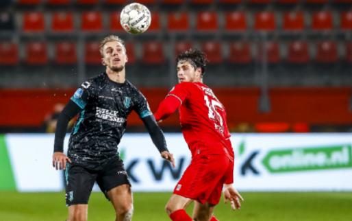 Afbeelding: Pierie blundert en trekt boetekleed aan bij FC Twente: 'Deed het net te laat'