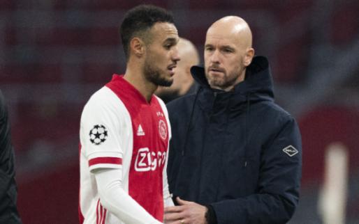 'Ten Hag geeft vier Ajax-spelers rust voor wedstrijd tegen FC Emmen'