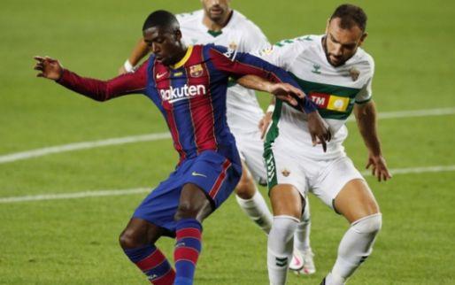 Manchester United waagt nieuwe Dembélé-poging bij Barcelona