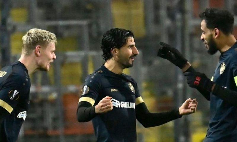 Afbeelding: Antwerp zet grote stap in Europa League: 'Onderling resultaat belangrijk'