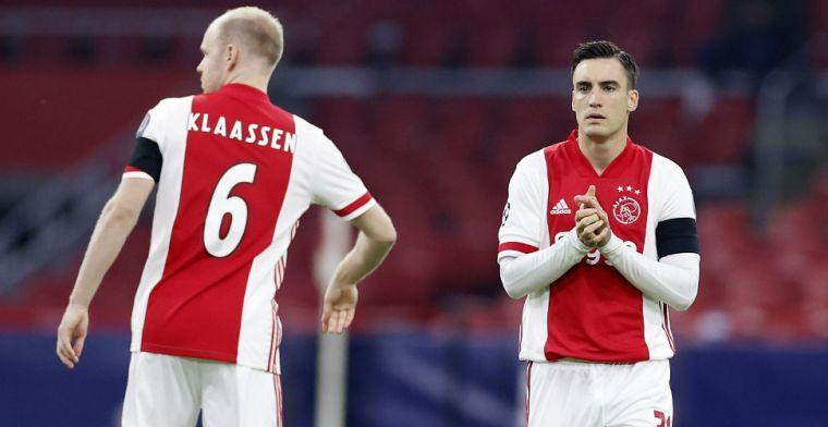 'Gewilde Ajax-verdediger Tagliafico hakt knoop door over toekomst'