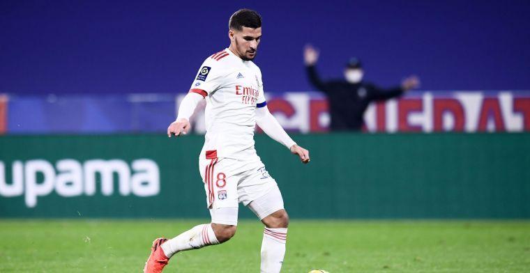 Olympique Lyon zet 'kind van de club' uit de selectie: 'De sanctie is logisch'