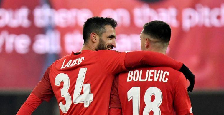 Na Europese zege wacht Anderlecht op Standard: Moeten nu vertrouwen hebben
