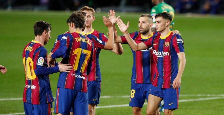 Barcelona bereikt akkoord over salarissen: club bespaart 122 miljoen