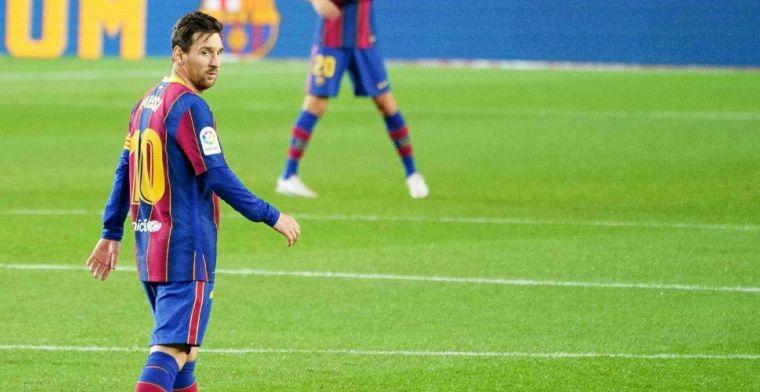 Presidentskandidaat Barça over toekomst Messi: 'Hij blijft, zijn we duidelijk in'