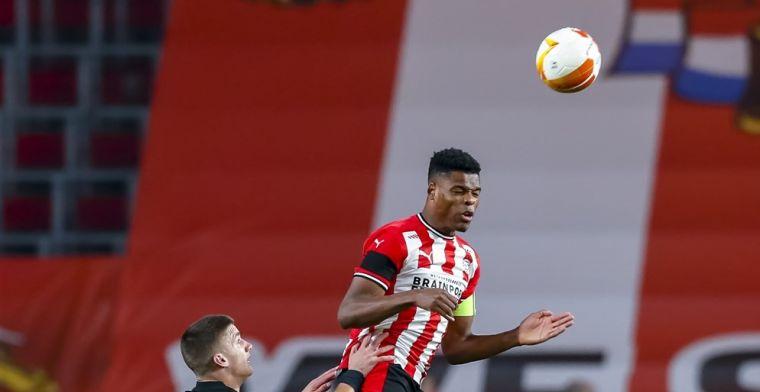 Dumfries neemt PSV-selectie in bescherming: 'Merk dat iedereen daartoe bereid is'