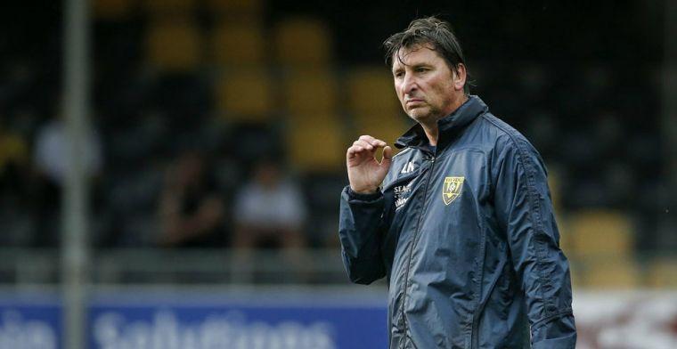 """Club Brugge polste ook voor Nilis: """"Ik wil spitsen Anderlecht vertrouwen geven"""