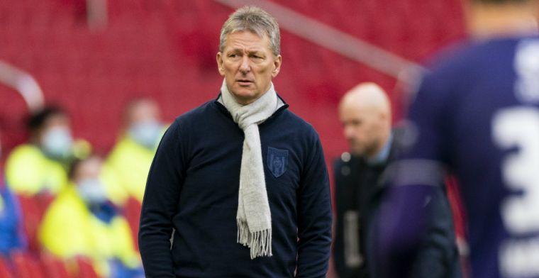 'Met AZ treffen we na Ajax opnieuw één van de topteams uit Nederlandse competitie'