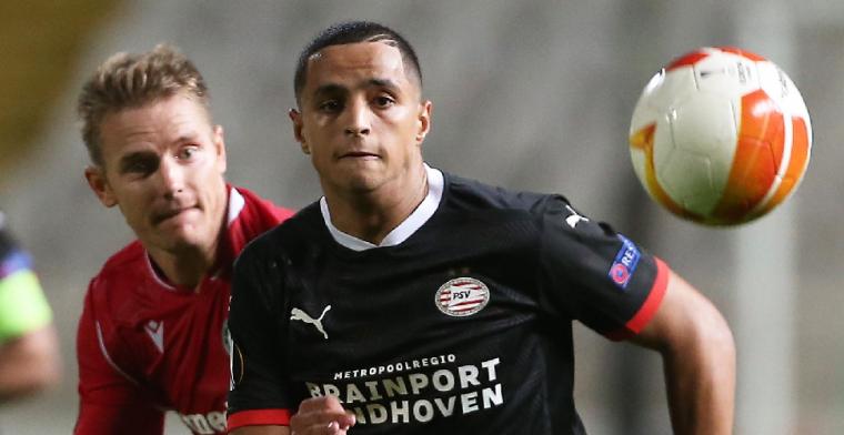 'Ajax houdt de situatie van Ihattaren in de gaten, maar zal moeilijk worden'