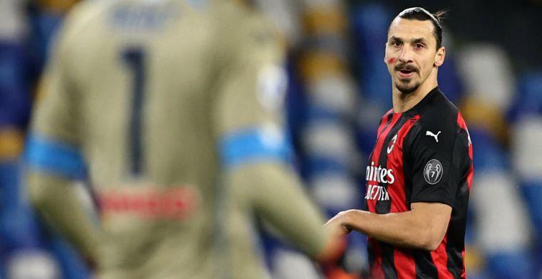 Zlatan mogelijk op EK volgend jaar: 'Hebben afgesproken om in contact te blijven'