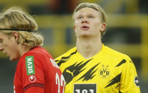 Dortmund niet in paniek, ondanks 75 miljoen-clausule in contract van Haaland