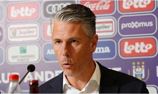Gerucht: 'Verschueren werkt aan overname van Anderlecht met Engelse investeerders'