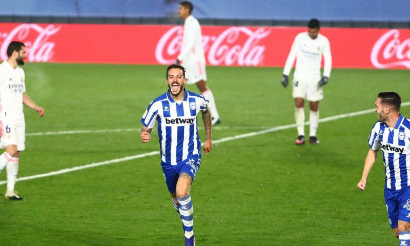 Afbeelding: Pijnlijke blunder Courtois zorgt mee voor nederlaag van Real Madrid