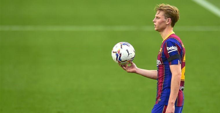 Messi weer in Barça-selectie: 'De rustperiode heeft hem goed gedaan'