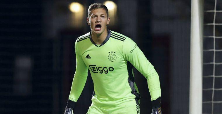 'Dun sprietje' voor Ajax-transfer: 'Kwam in drie maanden tien kilo spiermassa aan'