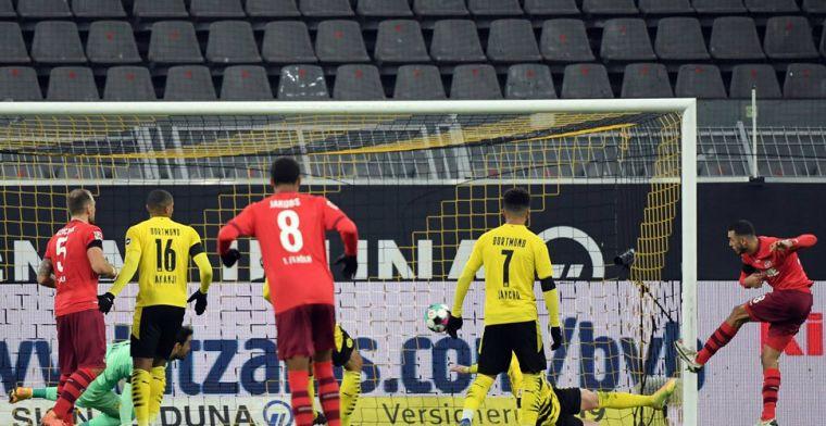 Bayern met de schrik vrij, Dortmund verliest ondanks doelpunt van Hazard