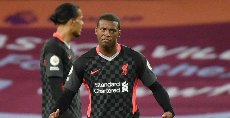 Klopp: 'Geweldig persoon Wijnaldum zal tot laatste dag alles geven voor Liverpool'
