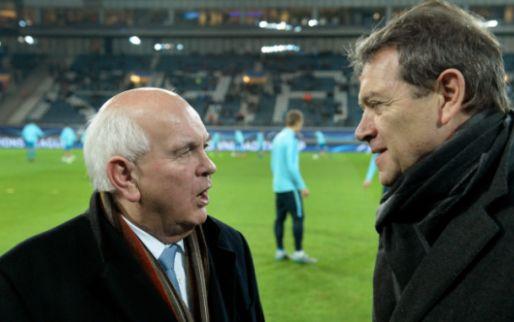 Fans van KAA Gent hebben voldoende gezien: 'Merci, Ivan en Michel'
