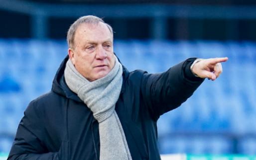 Afbeelding: Lachende Advocaat dropt Feyenoord-hint:
