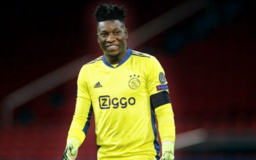 Kraay jr. heeft opvolger Onana bij Ajax op het oog: 'Roep ik, op eigen titel'