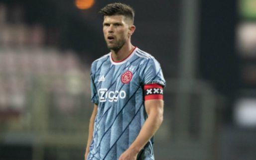 Lovende woorden voor Ajax-spits Huntelaar: 'We zagen snel dat het geen issue was'