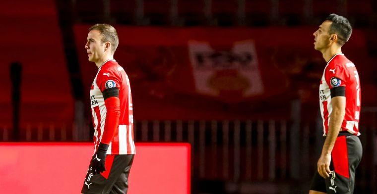 Zahavi geen 'kapstok' voor ingrijpend gewijzigd PSV: 'Helft van de ballen kwijt'