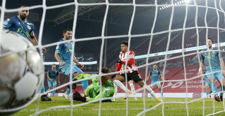 PSV wint na acht ingrepen in opstelling: Daarvoor is de trainer trainer toch?