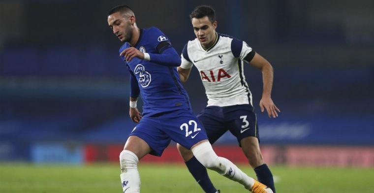 Engelse topper eindigt zonder winnaar: Chelsea en Spurs vermaken niet