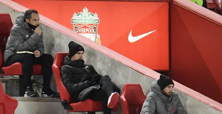 Liverpool hekelt discussie: Ze zeiden het toen ze het veld afliepen
