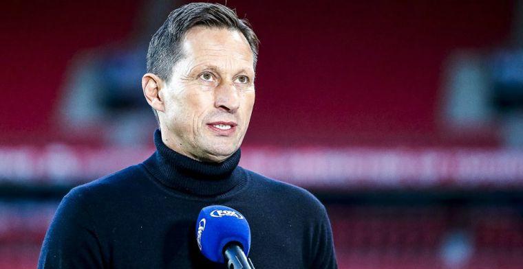 Schmidt haalt bezem door PSV-opstelling: 'Niet slecht om Mvogo pauze te gunnen'