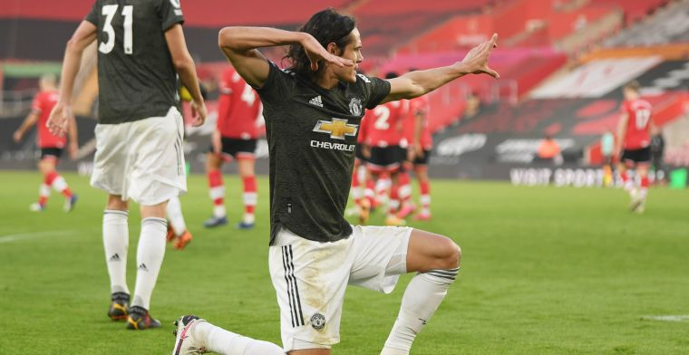 Spectaculair basisdebuut Van de Beek: keeperswissel, Man U van 2-0 naar 2-3